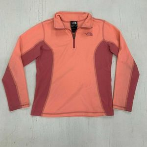 The North Face Pullover Fleece Collar Sweater